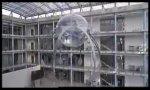 Mechanische Luft-Qualle