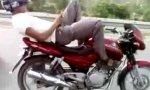 Der gechillteste Motorradfaher aller Zeiten