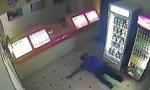 Pizza Überwachungskamera Compilation