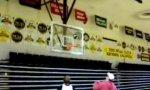Basketball mit Bande