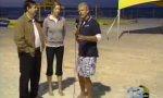 Systemabsturz am Strand
