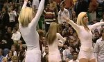 Cheerleaden aus der zweiten Reihe