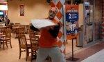 Pizza Teig Kung Fu