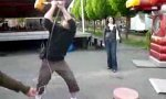 Lustiges Video : Der absolute Hammer!