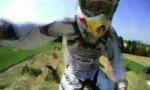 Motocross Superman Cockpitcam