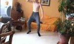 Sexy Wohnzimmer Dance