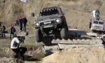Lucky Loser beim Jeep Trial