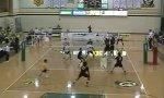 Volleyballspiel XXL