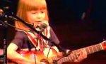 5 Jähriger performt Johnny Cash