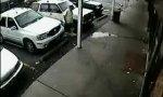 Einparken mit Schwung