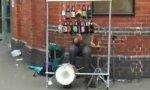 Bottle-Drummer
