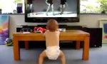 Baby tanzt zu Beyonces Single Ladies