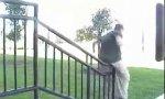 Rollerblade Trick No. 911: nutgrind