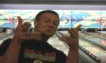 Krasser Bowling-Trick
