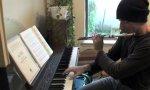 Piano Flute Beatbox Jam