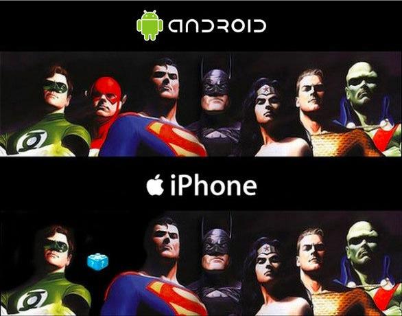 Gag für Geeks: Das Flash iPhone Problem